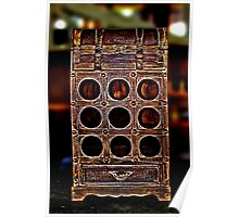 Old Wine Box Fine Art Print Poster