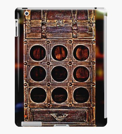Old Wine Box Fine Art Print iPad Case/Skin