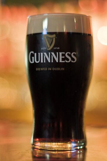 Nothing beats a Guinness by Andy Vandawalker