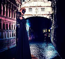 High Fashion Venice Fine Art Print by stockfineart