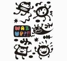 Waz Up   by Andi Bird
