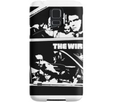 The Wire Samsung Galaxy Case/Skin