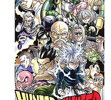 Hunter x Hunter - Dragon Ball Version by zetsuennoadams