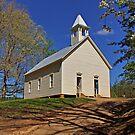 Methodist Church by Sandy Keeton