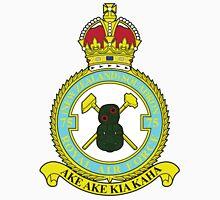 75(NZ) Squadron RAF Full Colour crest Unisex T-Shirt