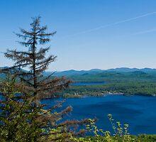 An Adirondack View by Andy Vandawalker
