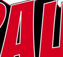 PAU GASOL CHICAGO BULLS COMIC STYLE Sticker