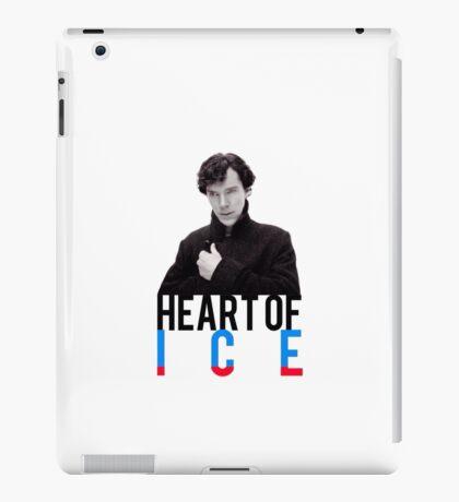BBC Sherlock - Heart of Ice iPad Case/Skin