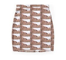 Adobe and clouds Mini Skirt