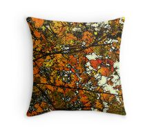 Autumn Gold  / Throw Pillow
