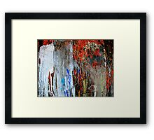Uncontained - II Framed Print