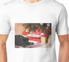 Waiting for Santa...... Unisex T-Shirt