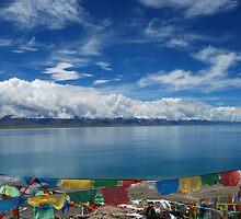 Nam Lake by Qin Li