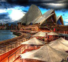 Opera Bar. by JohnArnold