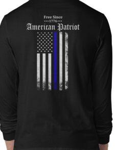 Free Since 1776 - American Patriot Long Sleeve T-Shirt