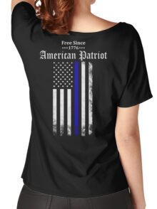 Free Since 1776 - American Patriot Women's Relaxed Fit T-Shirt