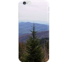 Clingman's Dome View iPhone Case/Skin