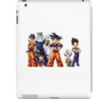Z Warriors  iPad Case/Skin