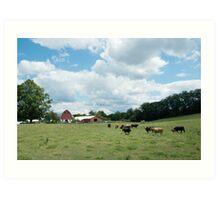 Farmland Art Print