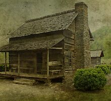 Farm House by Sandy Keeton