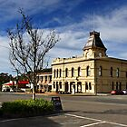 Creswick Town Hall by Darren Stones