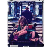 Modern Princess And Carriage iPad Case/Skin