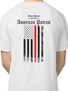 Free Since 1776 - American Patriot Classic T-Shirt