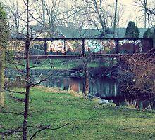 Rural Graffiti by jackshoegazer