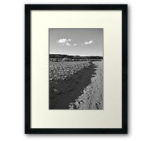 Alvey Wash Framed Print