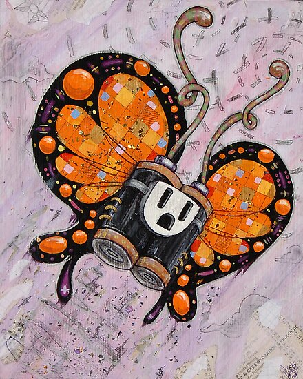 BatterFly by Chris Brett