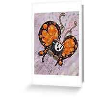 BatterFly Greeting Card