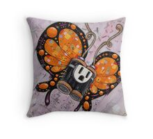 BatterFly Throw Pillow