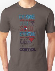AJJ Hand Drawn Typography Unisex T-Shirt