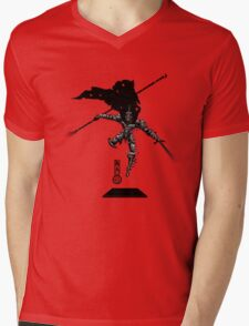 The Game of Kings, Wave Three: The Black King-Knight's Pawn Mens V-Neck T-Shirt