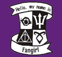 Fangirl Crest Thing T-Shirt