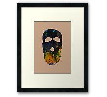 Criminal Concept 2 | Nine Framed Print