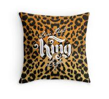 King Life Throw Pillow