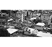 The Favela Photographic Print