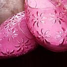 Pink Jellies by Barbara Morrison