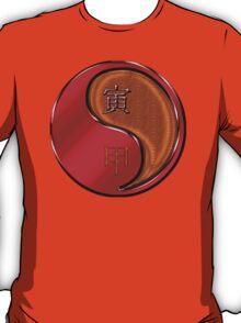 Tiger Yang Wood  T-Shirt