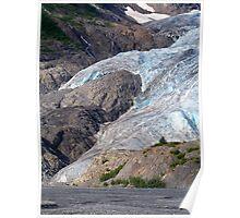 Exit Glacier Poster