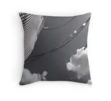 Twisting, up and into the Heavens. Throw Pillow