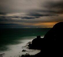 Cape Schank Late Night Long Exposure 2 by Tony Lin