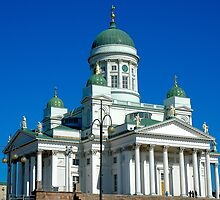 """Temples - """"The Helsinki Cathedral (FI)"""" by Denis Molodkin"""