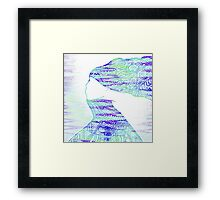 Tribal Flow Framed Print