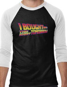 FUTURE SHIRT (Black)  Men's Baseball ¾ T-Shirt
