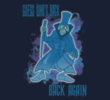 Guess Who's Back Kids Tee