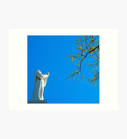 "Temples - ""Believe in"" Art Print"