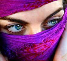 Vertical gaze by TaniaLosada