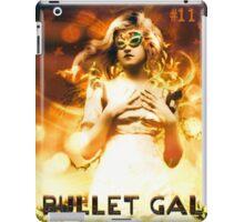 Bullet Gal #11 iPad Case/Skin